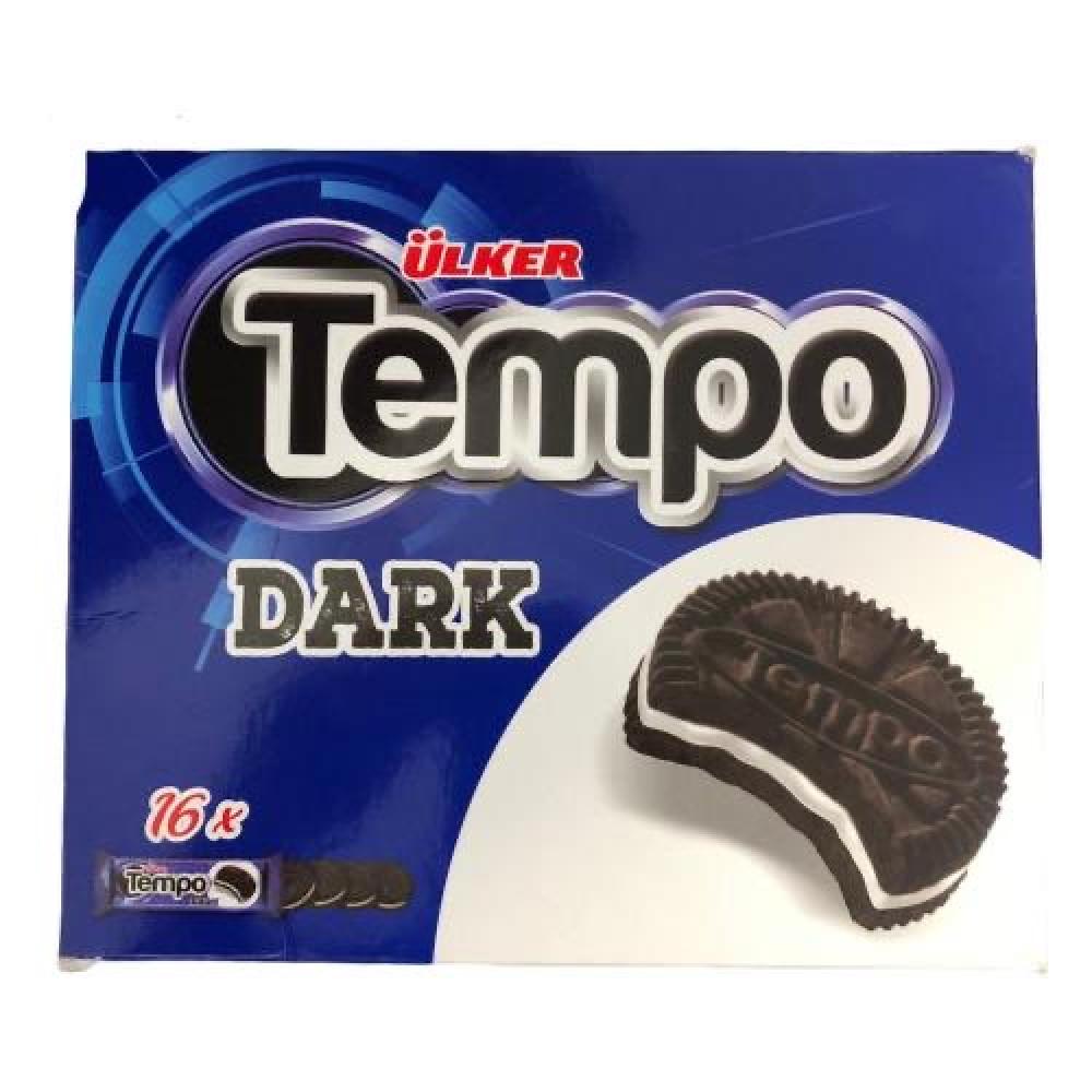 بسكويت تيمبو دارك اولكر 16قطعه 36جم متجر أنواع الحلويات Candy Kinds تجدون كل ما ببالكم من حلويات وشوكولاته
