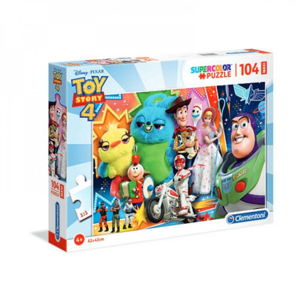كليمنتوني, حكاية لعبة 4 ماكسي, Puzzle, Toy Story
