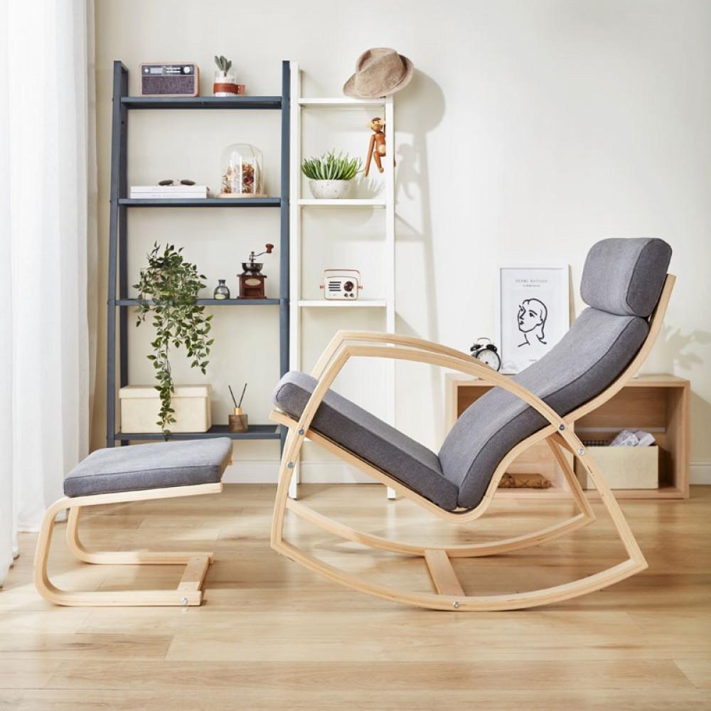 كرسي- استرخاء -هزاز-عصري-مريح