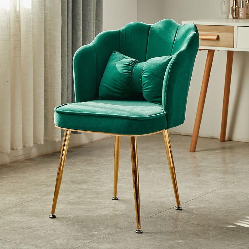 كرسي- تسريحه-عالي- الجودة-مزود- بوسادة-ومسند-للظهر