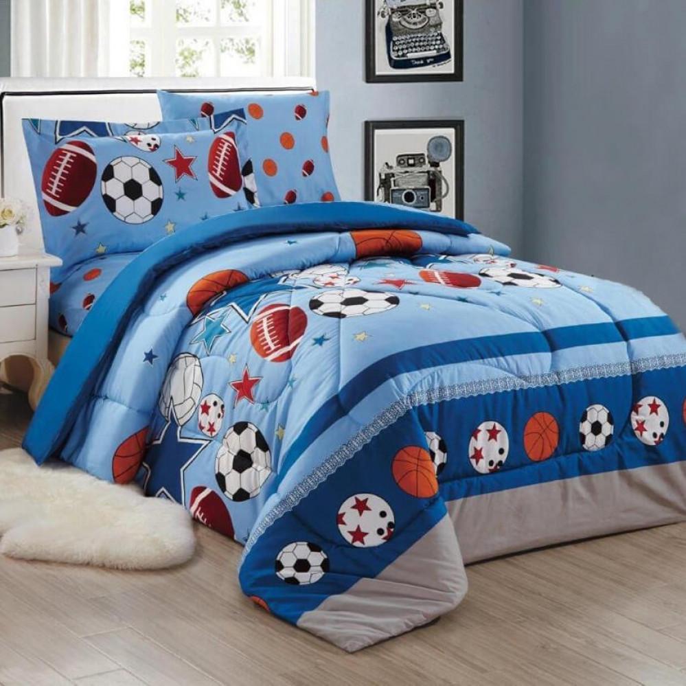 اجمل مفارش سرير لغرف الاطفال - متجر مفارش ميلين