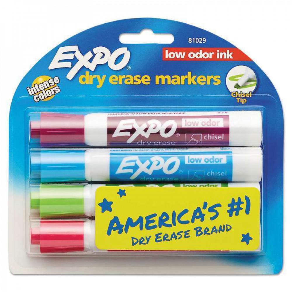 dry erase markers, stationery, EXPO, أقلام سبورة, اكسبو, قرطاسية