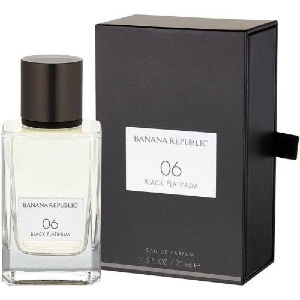 Banana Republic 06 Black Platinum Eau de Parfum 75ml متجر خبير العطور