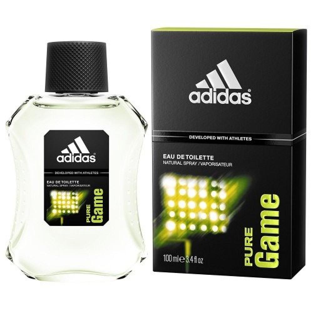 Adidas Pure Game Eau de Toilette 100ml خبير العطور