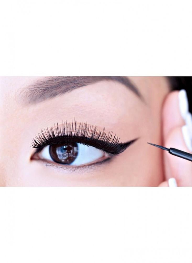 ايسنس - محدد العيون السائل اسود 01