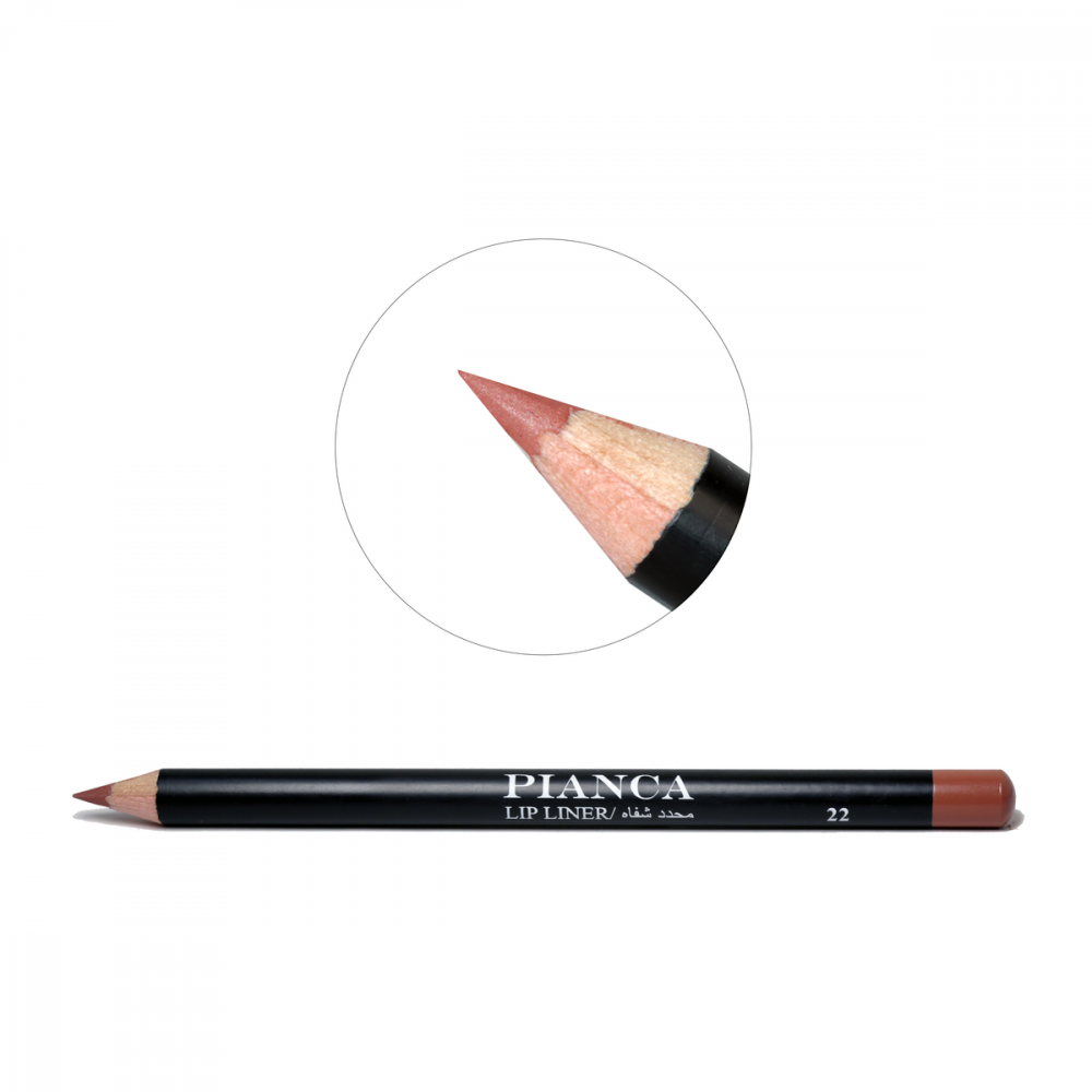 PIANCA Lip liner Pencil No-22