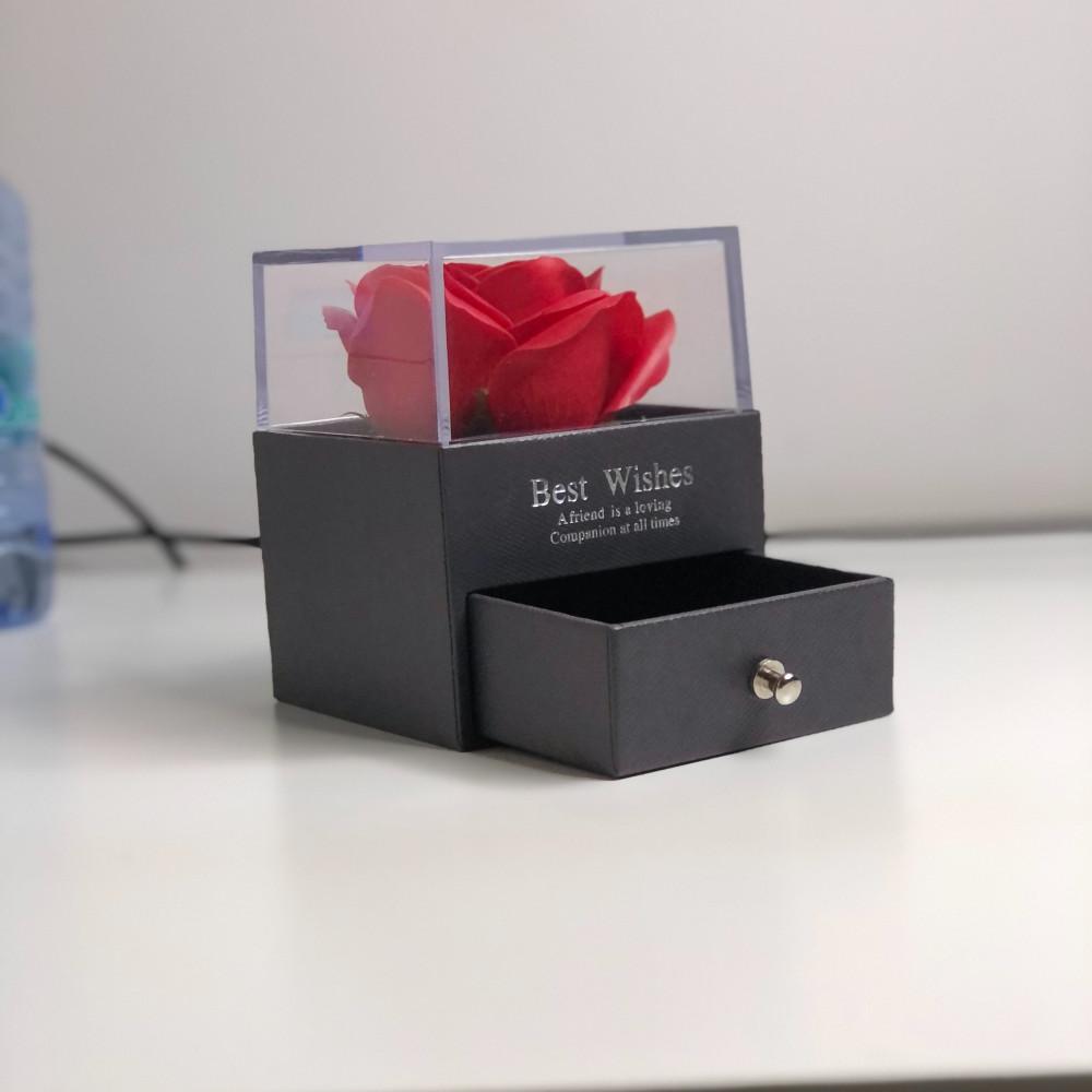 بوكس الورد علب ورد علب هدايا علب اكسسوار