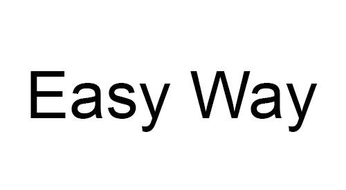EASY WAY ايزي وي