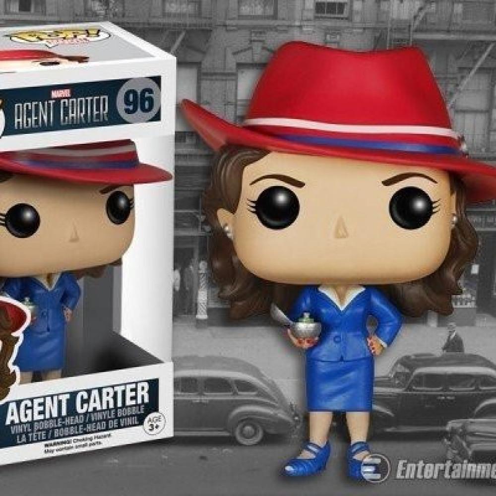 Agent Carter 96 Funko Pop Vinyl