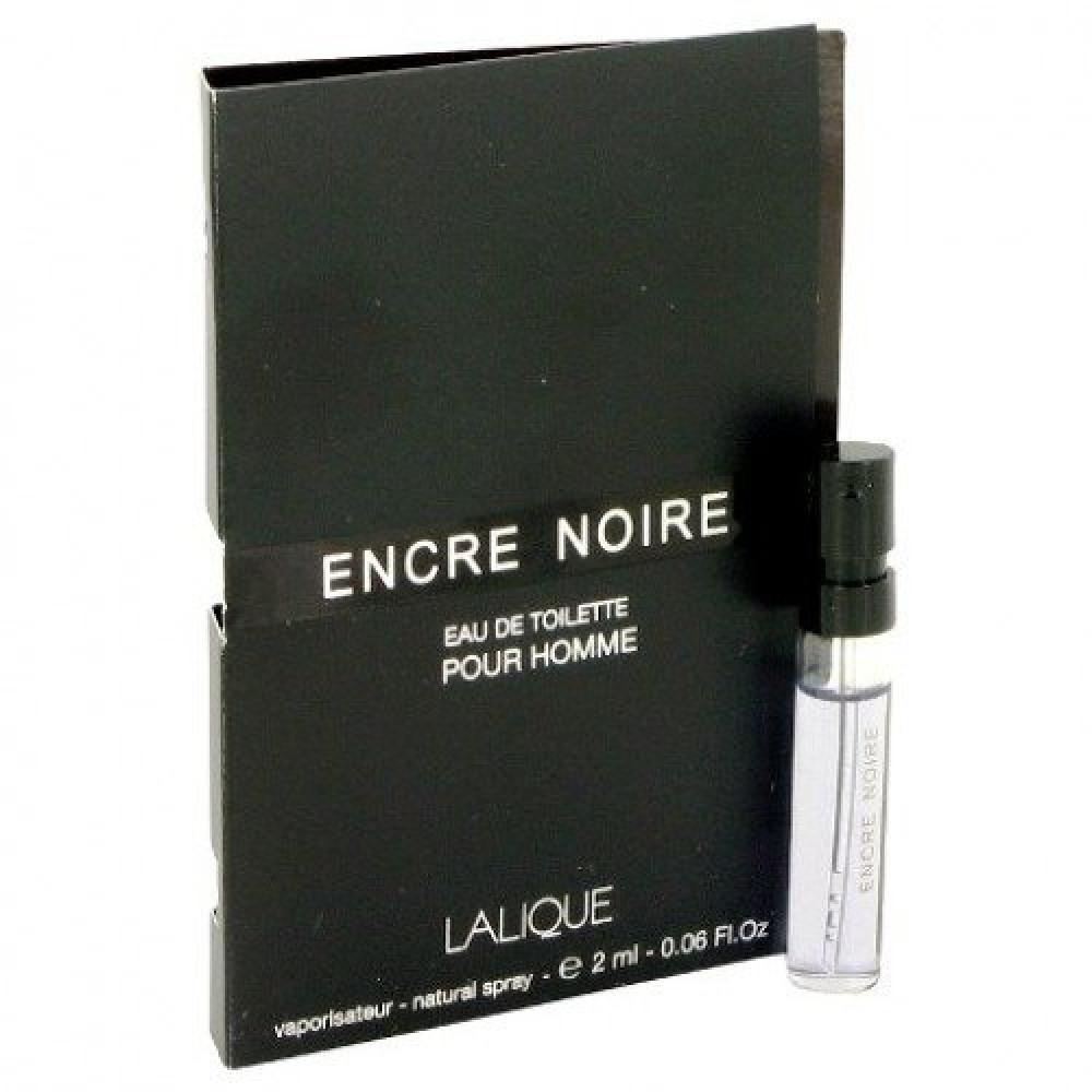Lalique Encre Noire Eau de Toilette Sample 1-8ml خبير العطور