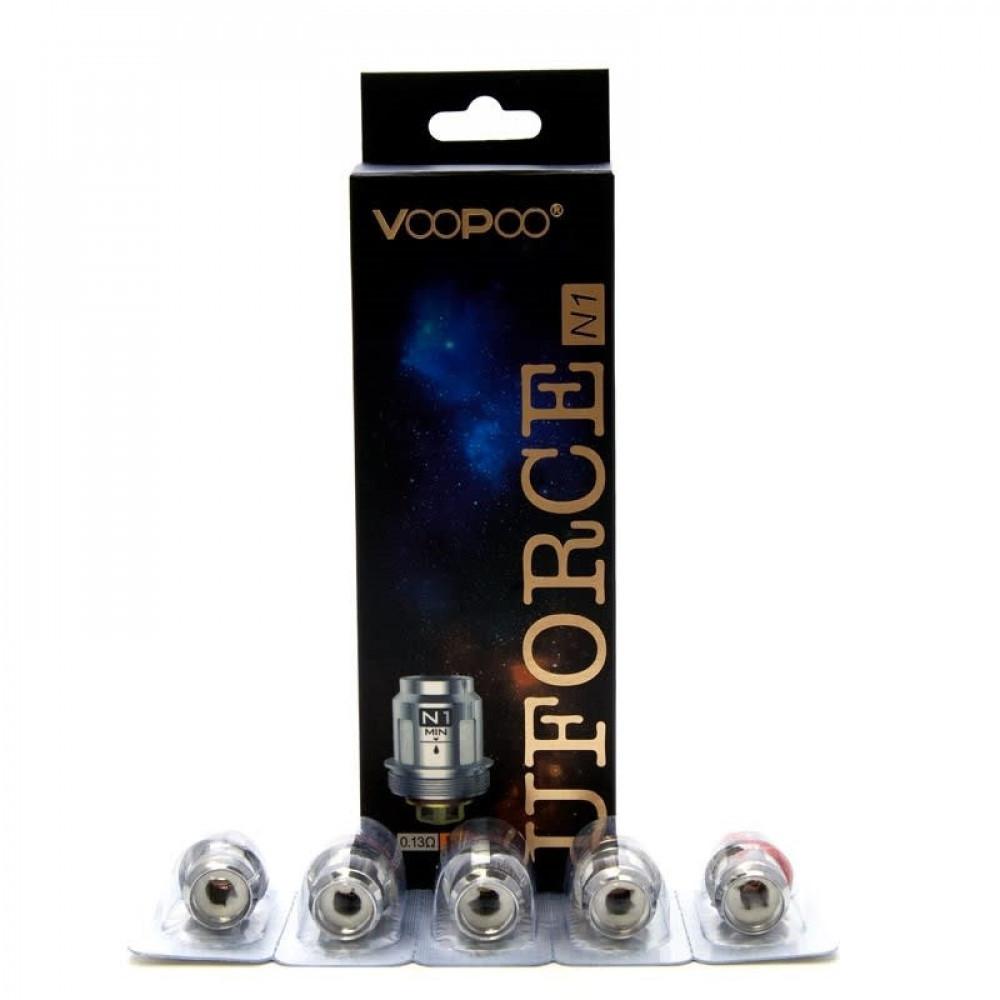 كويلات فوبو دراق Voopoo Uforce N1 Coils كويلات شيشة دراق 2