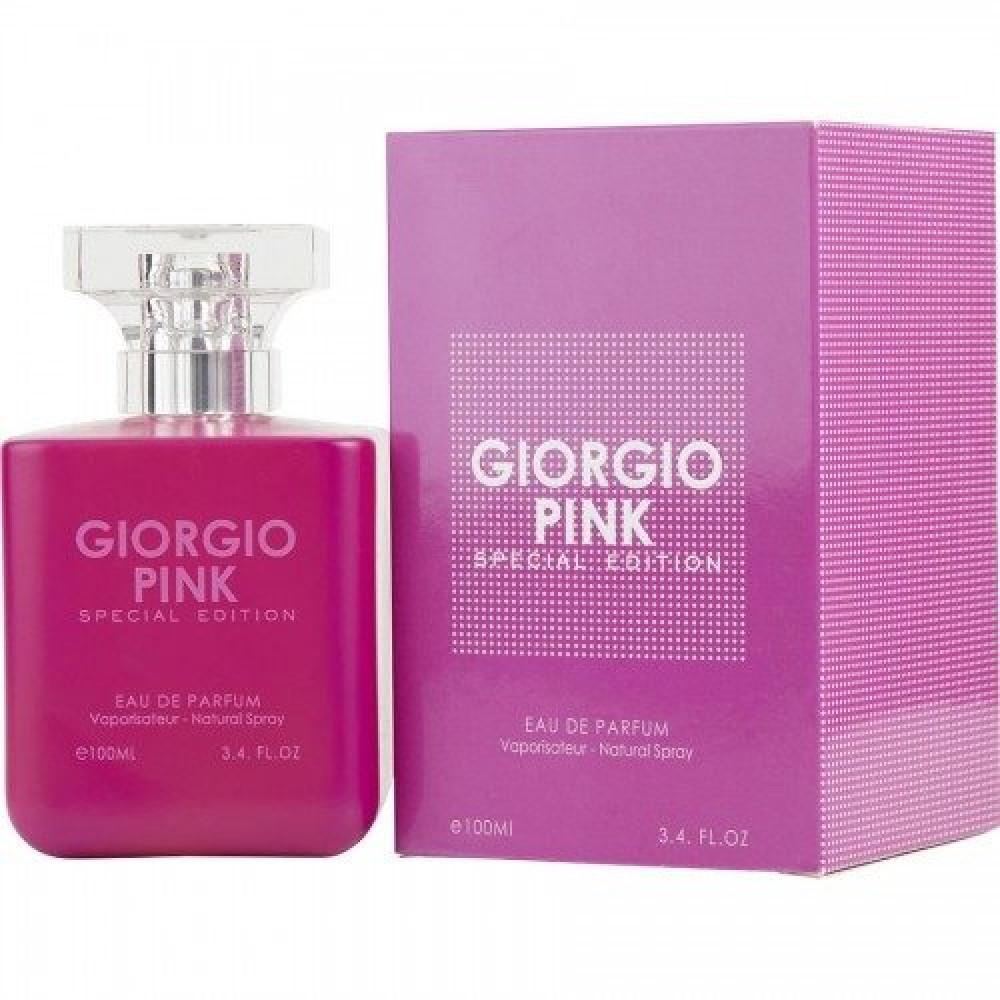 Giorgio Pink Special Edition Eau de Parfum 100ml خبير العطور