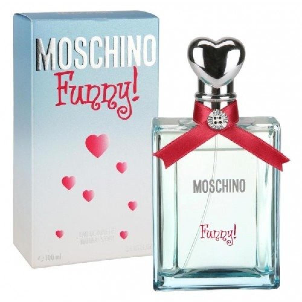 Moschino Funny Eau de Toilette 100ml خبير العطور