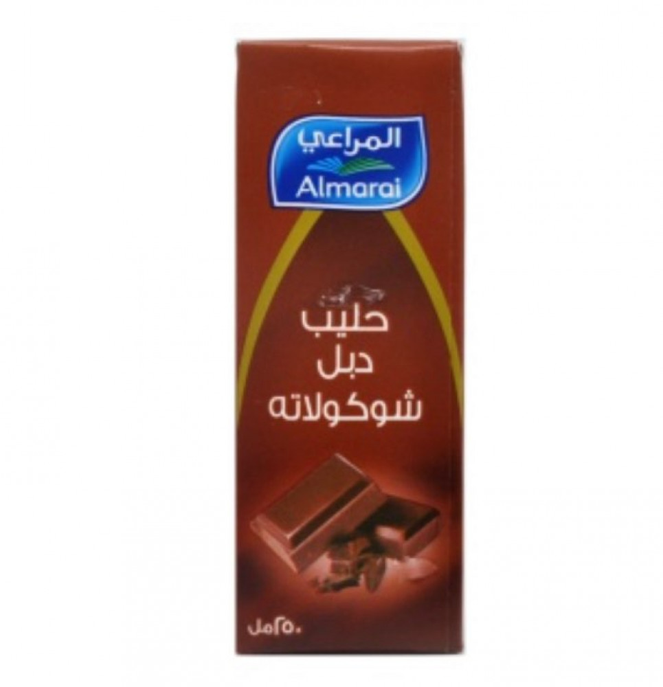 حليب شوكلاته المراعي