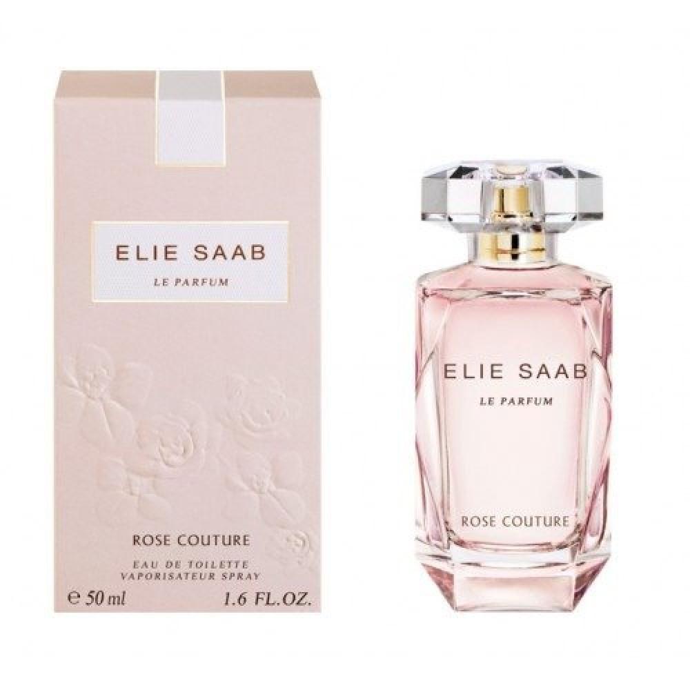 Elie Saab Le Parfum Rose Couture Eau de Toilette 50ml خبير العطور