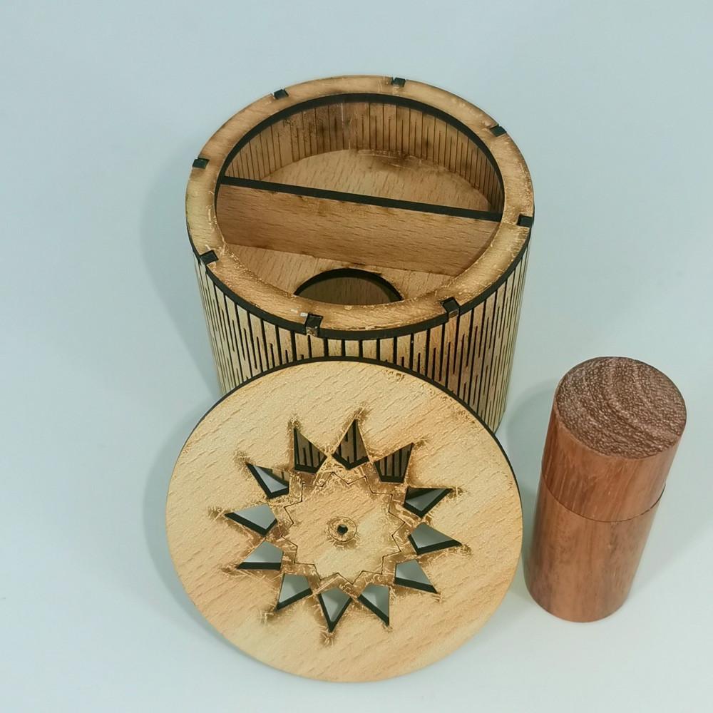 أعواد مروكي - مبخرة خشبية للسيارة