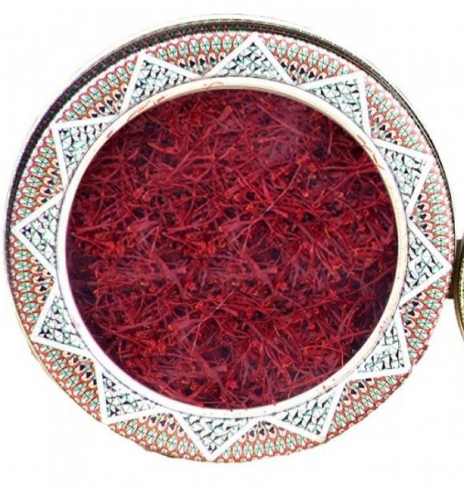زعفران إيراني سوبر - زعفران طبيعي - خالي من الشوائب - زعفران احمر