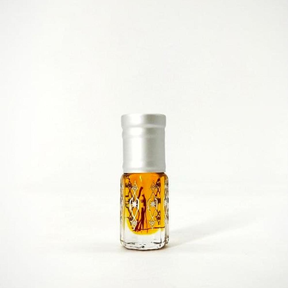 زجاجة دهن الزعفران الطبيعي