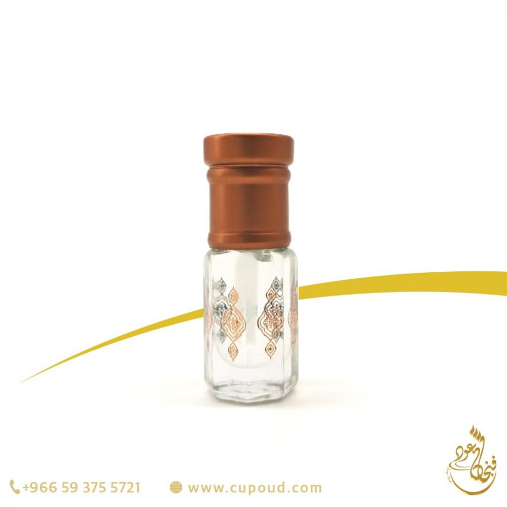 مسك الورد السويسري - زجاجة مسك ورد سويسري