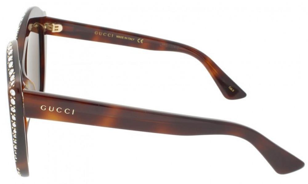 نظارة قوتشي شمسية موديل 003-GG0118S