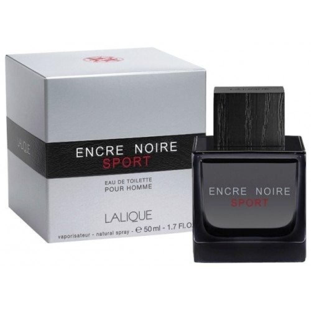 Lalique Encre Noire Sport Eau de Toilette 50ml متجر خبير العطور