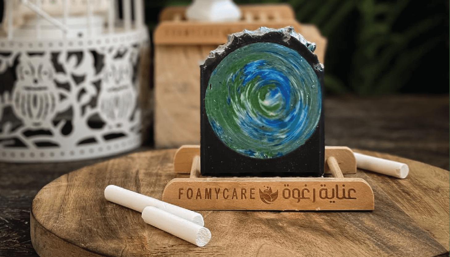 فيثاغورس - صابون زبدة الكاكو
