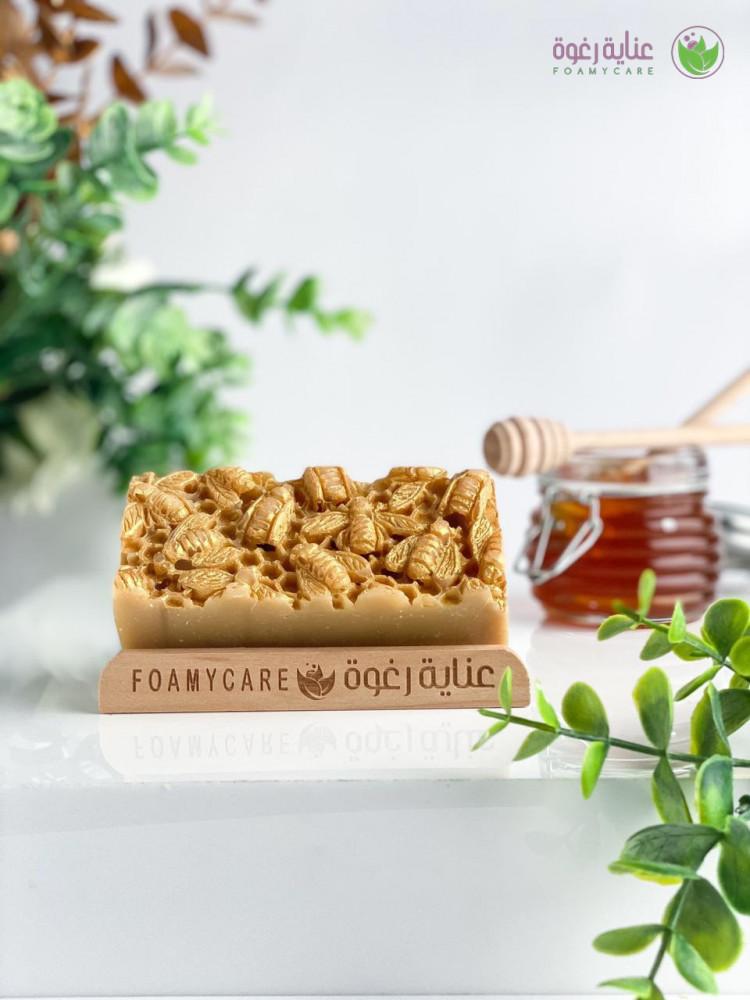 صابون العسل