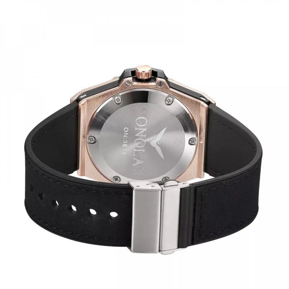 ساعة يد - ماركة اونلو - تصميم عصري - رجالية - ماركة هوبلت