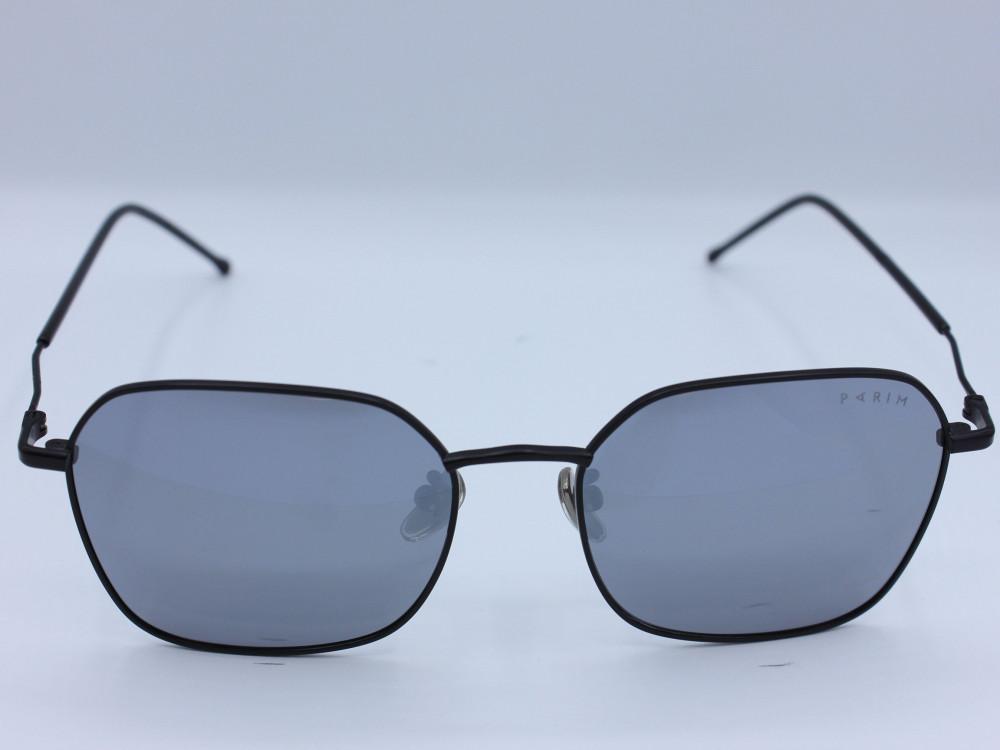 نظاره شمسية مربعه من ماركة PARIM عدسة MIRROR 3073 للجنسين فاخرة 2021