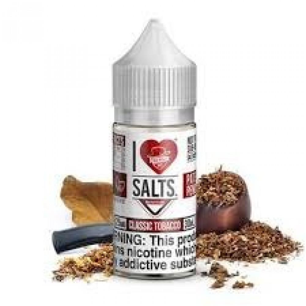 نكهة سولت تباكو كلاسيكي I Love Salts 25 mg