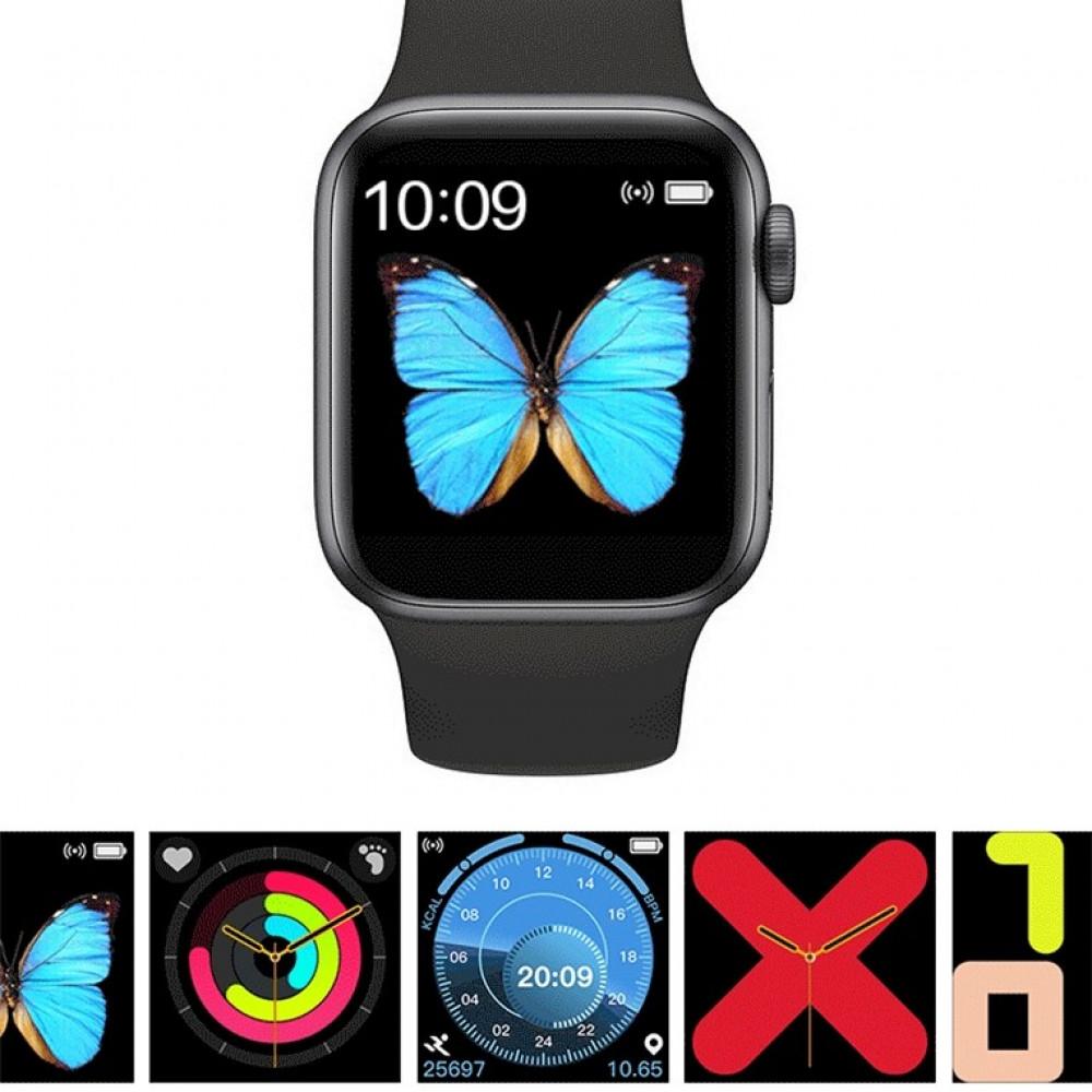 ساعة ذكية ابل ووتش الجيل الخامس apple watch كشخة T5