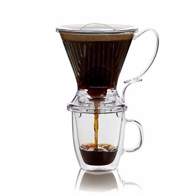 كليفر أداة لتحضير القهوة المختصة من شركة كليفر الأمريكية