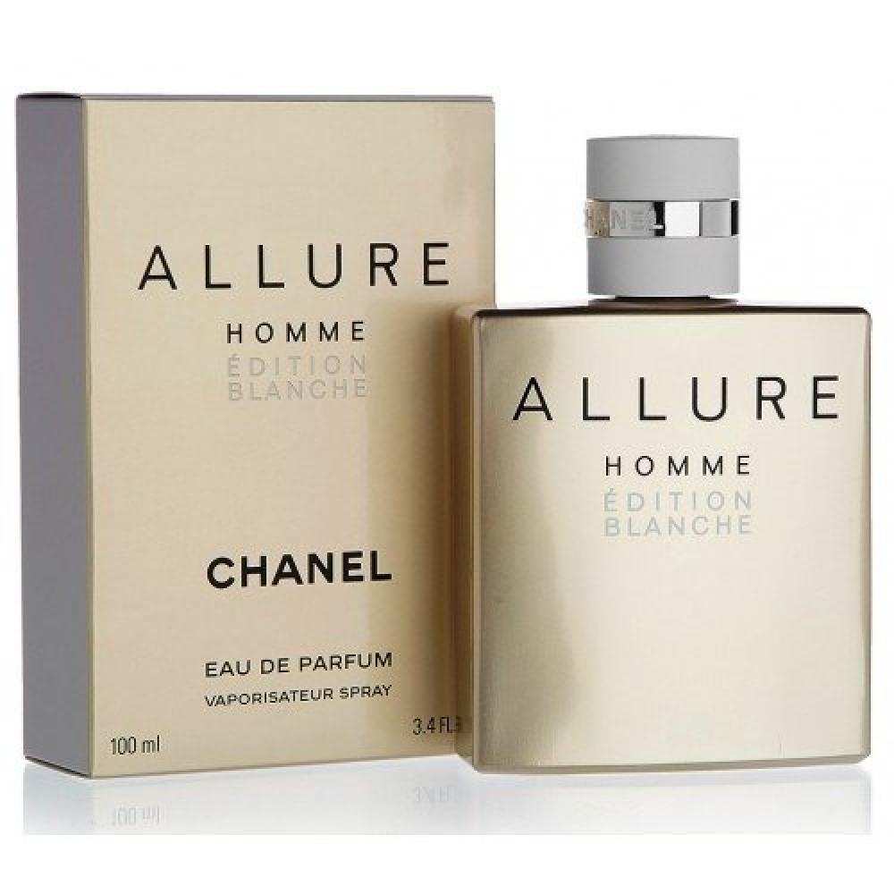 Chanel Allure Homme Edition Blanche Eau de Parfum 100ml خبير العطور