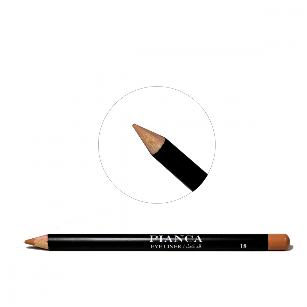 PIANCA Eye Liner Pencil No-18