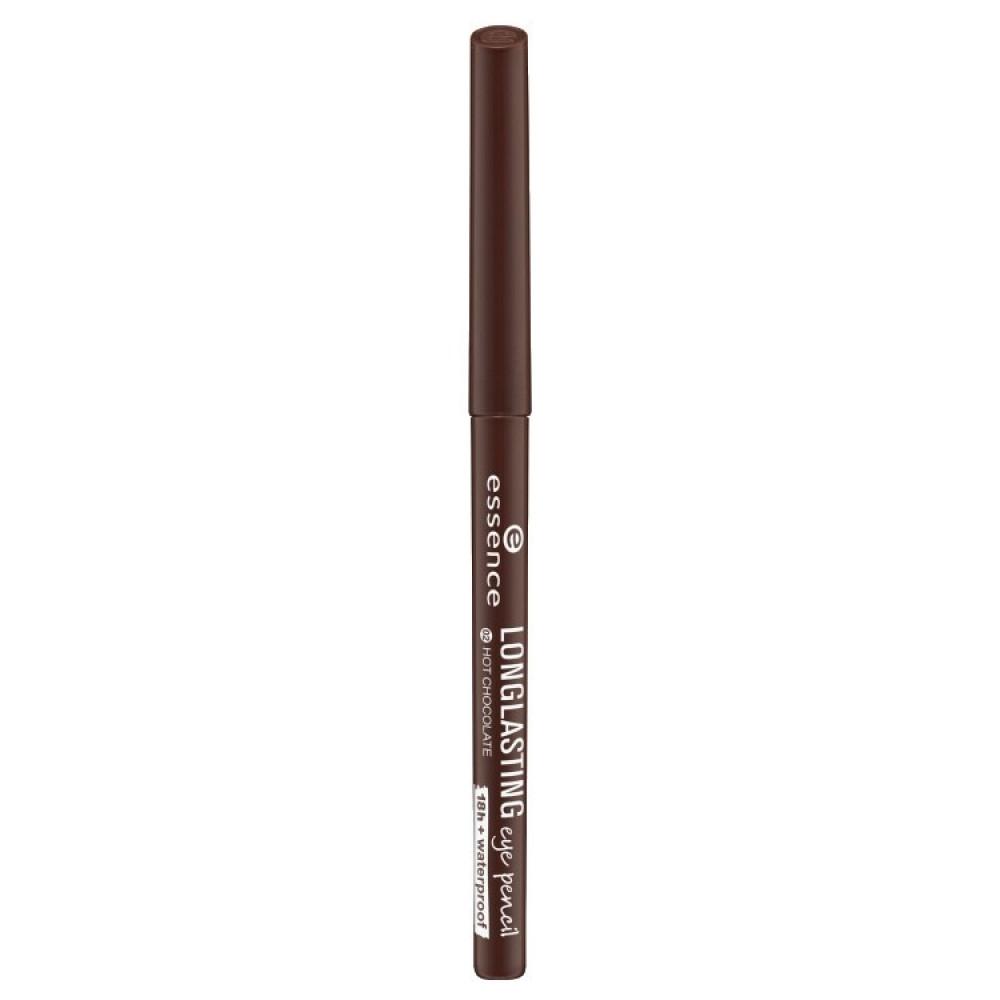 قلم محدد العيون طويل الأمد من إيسنس - شيكولاتة بني 02