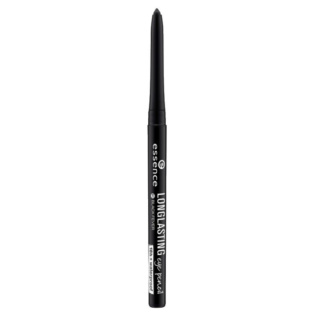 قلم محدد العيون طويل الأمد من إيسنس - بلاك فيفر 01