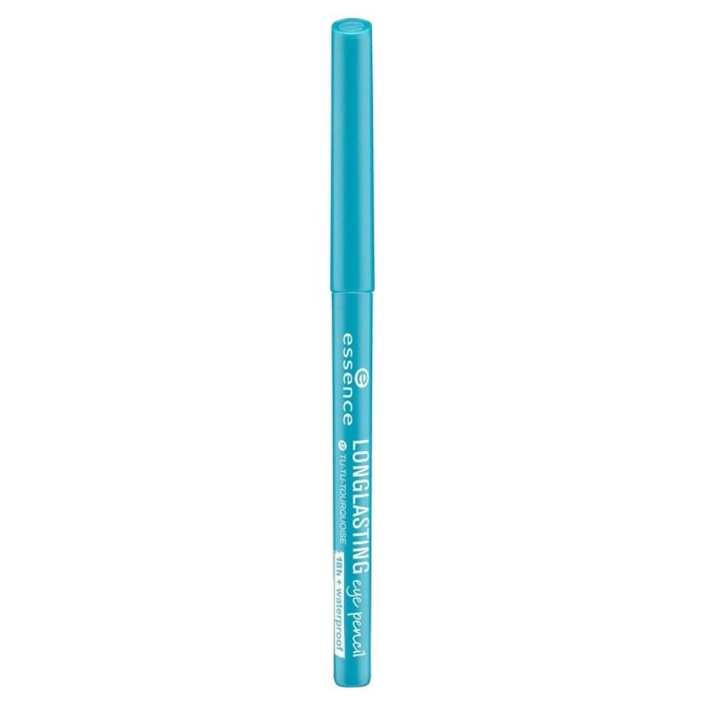 قلم محدد العيون طويل الأمد من إيسنس - تركاواز ازرق 17