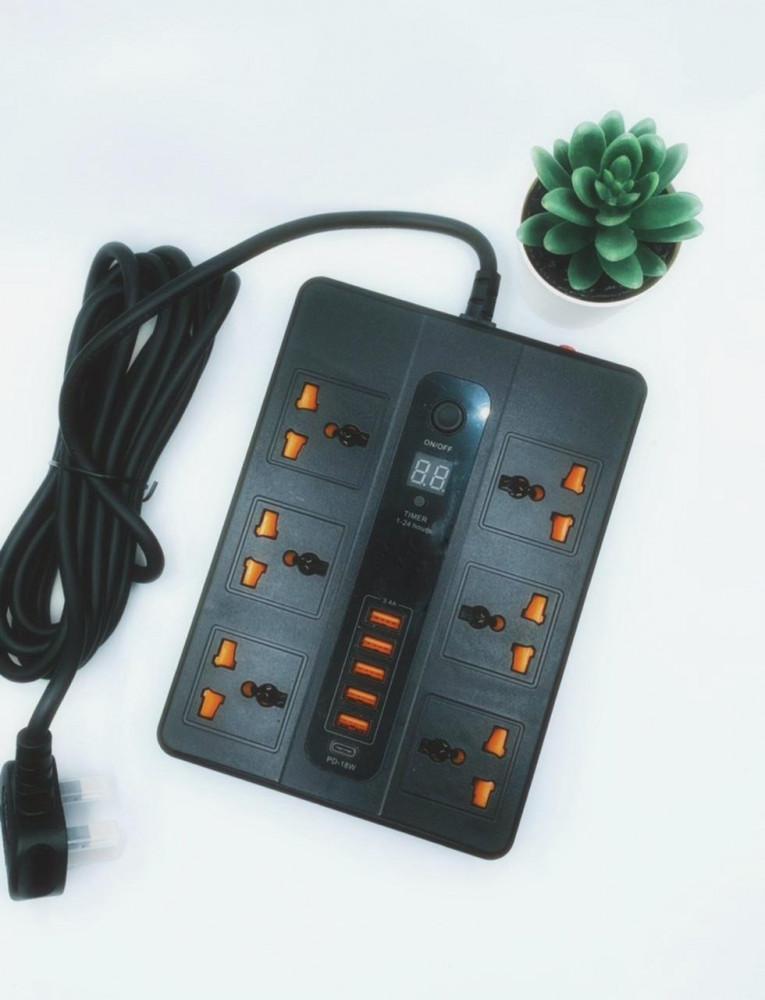 توصيلة كهرباء ذكية