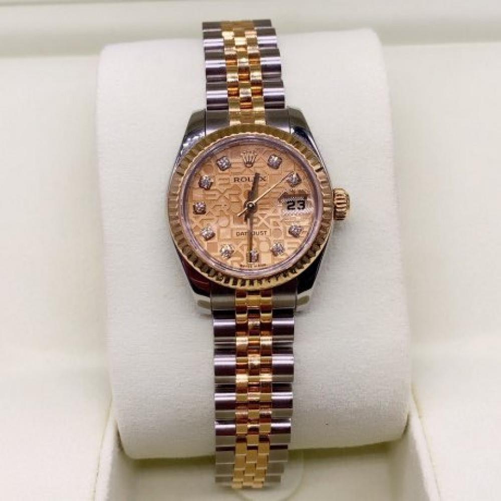 Rolex Datejust 26mm Yellow gold
