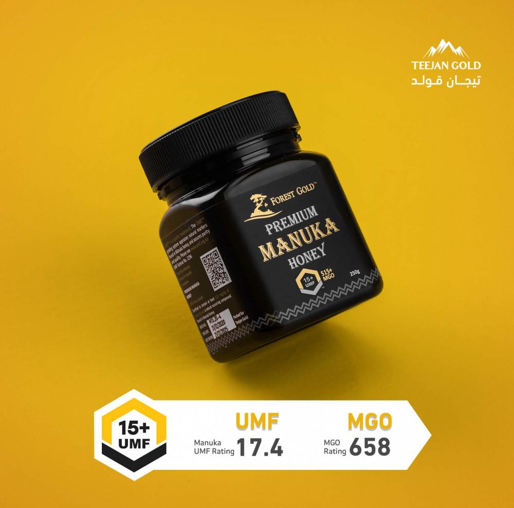 اسعار شراء عسل مانوكا الاصلي - تيجان قولد
