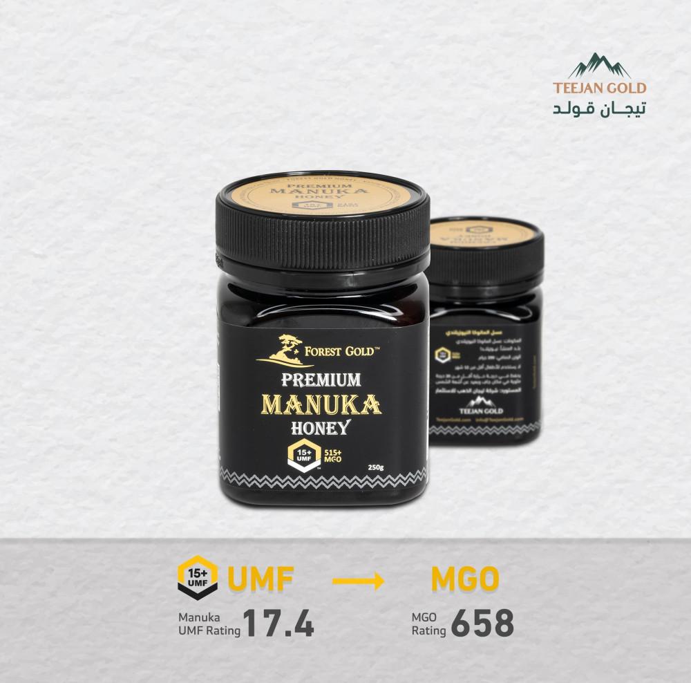 سعر شراء عسل مانوكا الاصلي - تيجان قولد