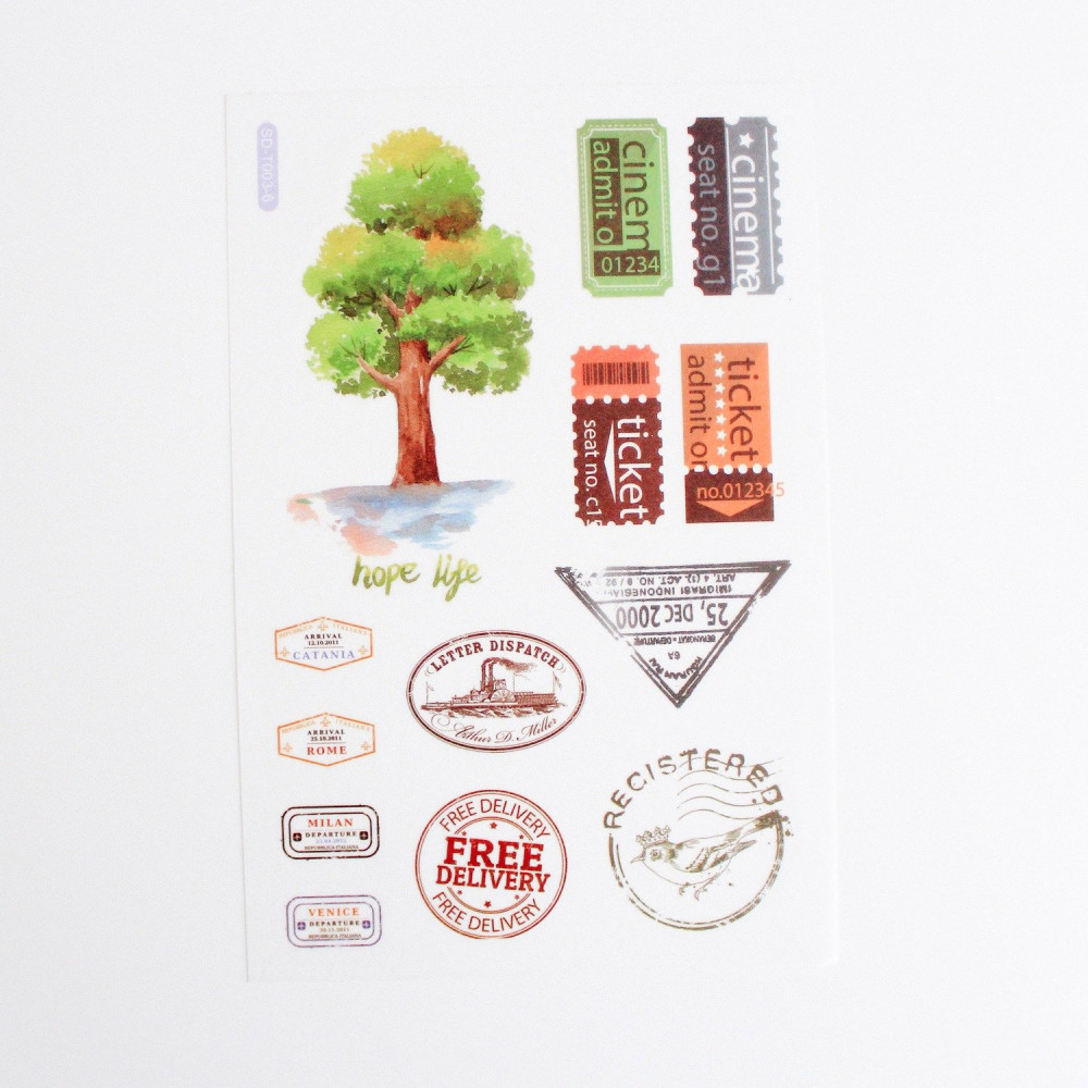 ملصقات ستيكرات لابتوب أجندة دفاتر طابع بريدي طوابع بريدية متجر قرطاسية