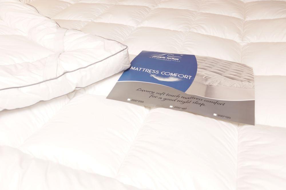 لباد سرير مريح لباد فندقي با حساس لبادة الغيمة