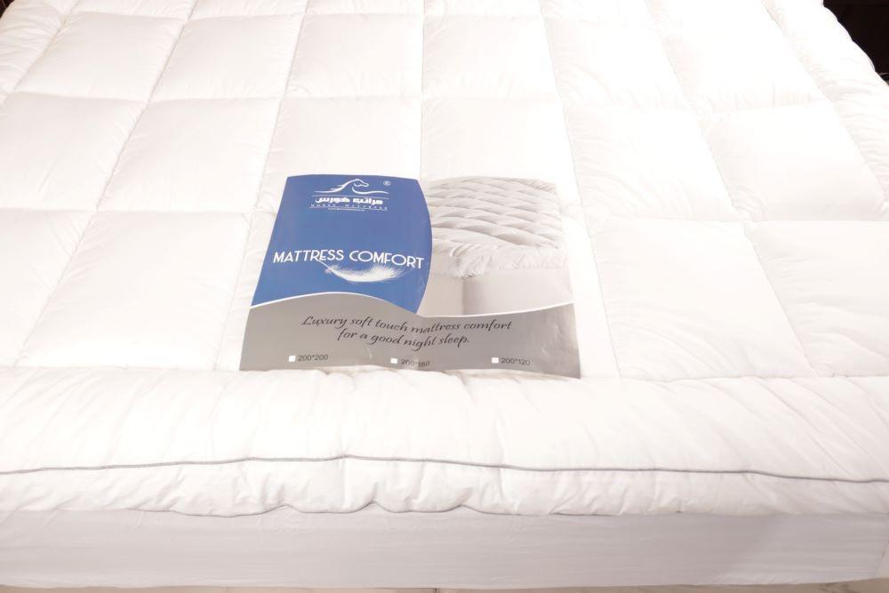 لباد سرير فندقي قطن 100