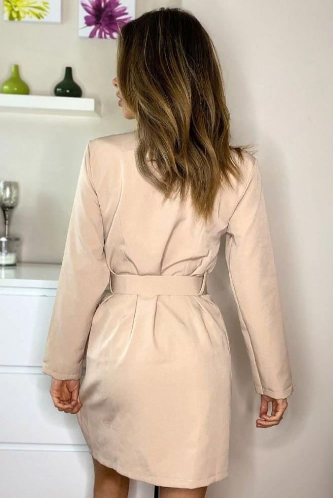 فستان بليزر قصير