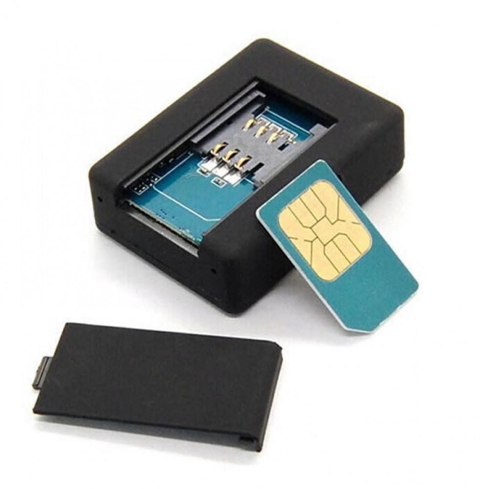 جهاز تعقب بحجم صغير بنظام تعقب A8 بتتبع في الوقت الفعلي وتقنية جي بي ا