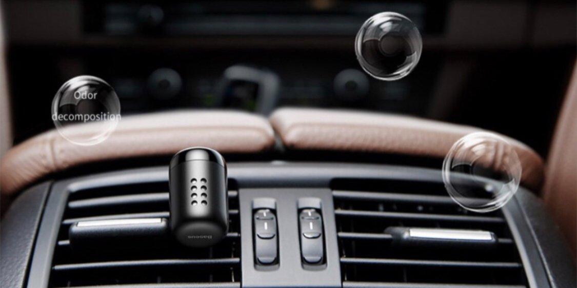 روائح منعشة لسيارتك