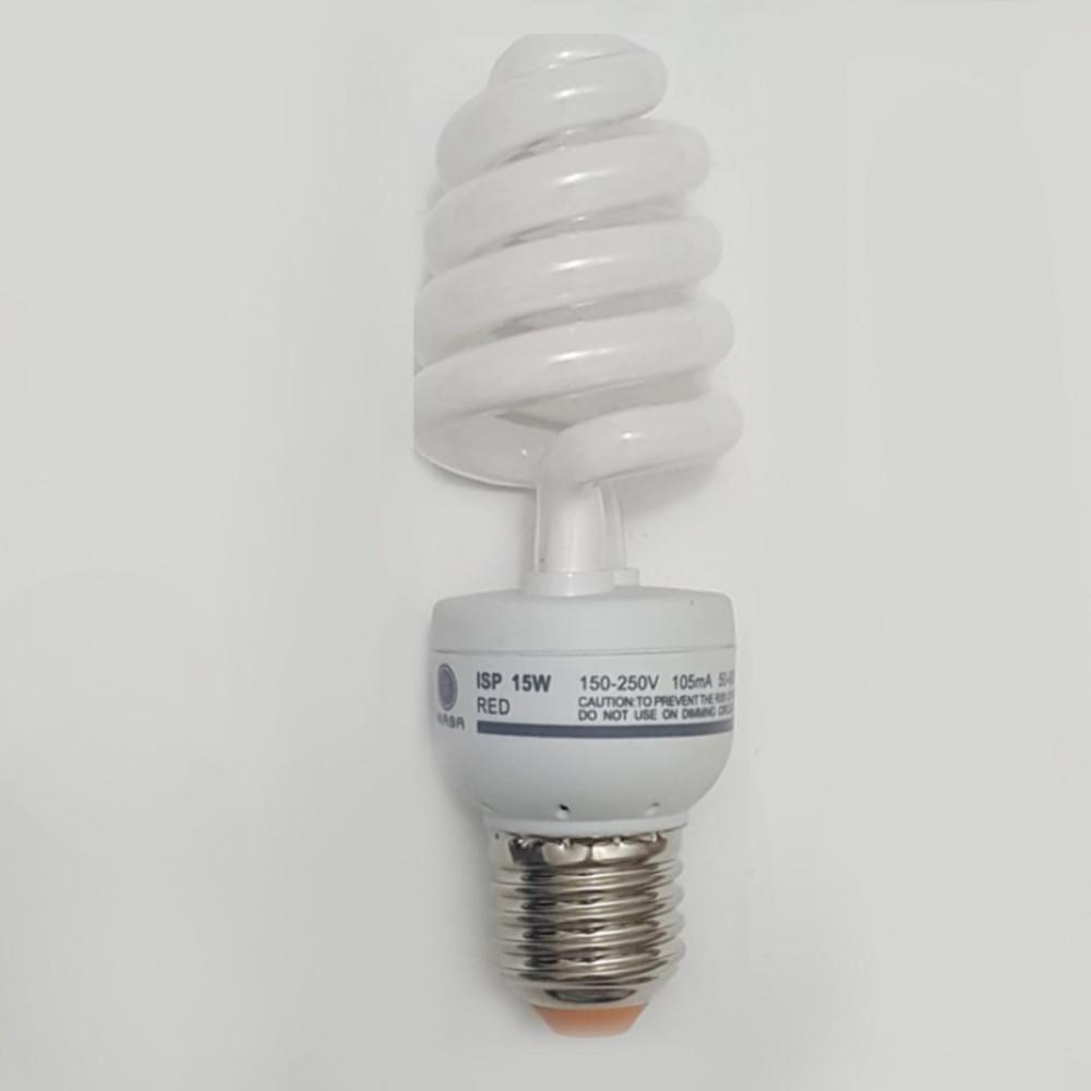 لمبة-توفيرية-حلزوني-احمر-spiral-energy-saving-lamp-E27-15W-220V