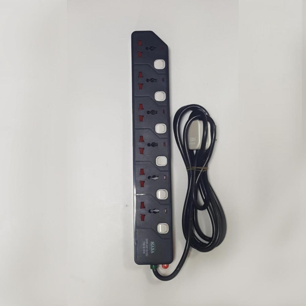توصيلة كهرباء  3م-6ف 16A