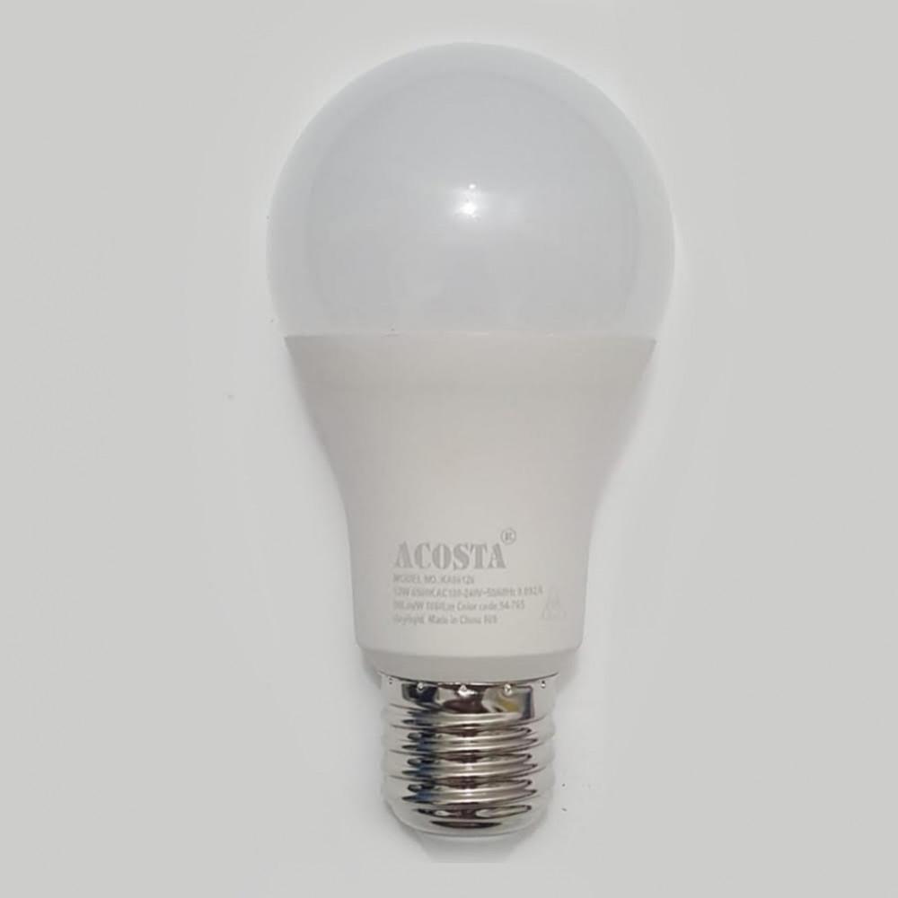 لمبة ليد LED LAMP A60 12W WH 220V